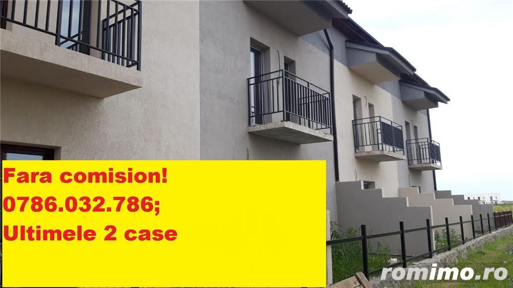 La pret de proprietar/ persoana vand prin City Resident, casa in ansamblu de case insiruite braytim