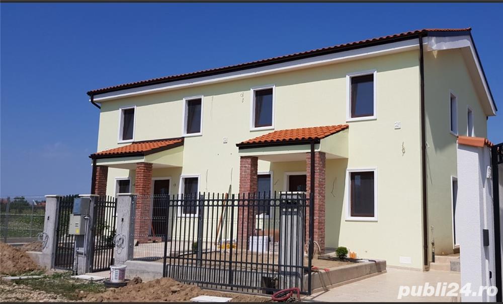 Casa tip duplex cu 4 apartamente - termen finalizare aprilie 2020