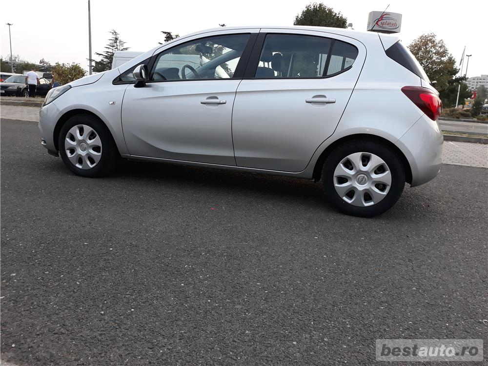Opel Corsa    2016   Euro  .    6  . Benzina    stare    noua