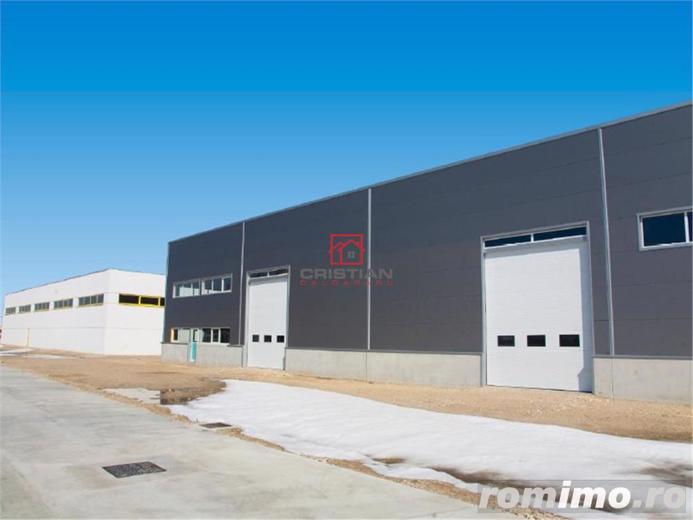 Vanzare depozit hala Bolintin Deal - A1 - KM23, Giurgiu
