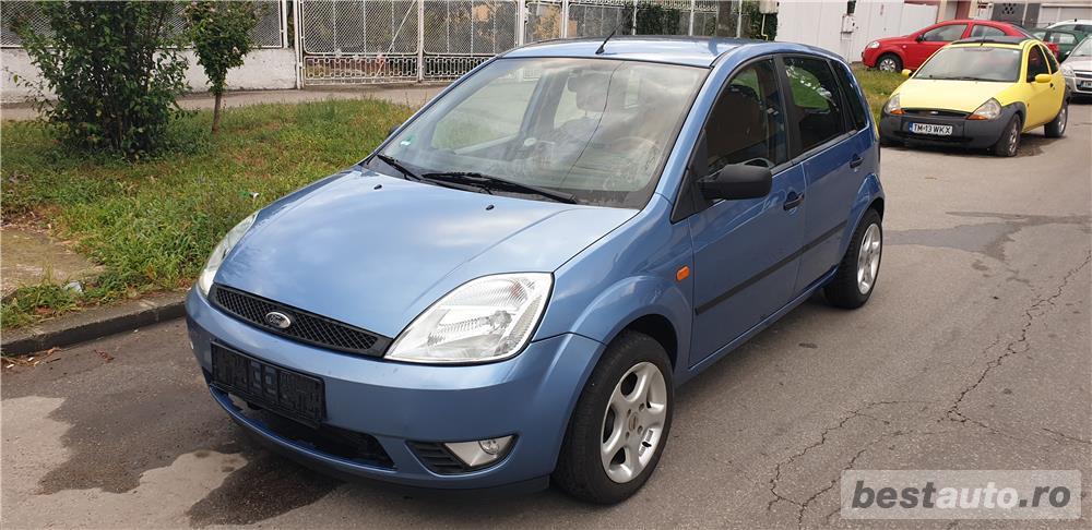 Ford Fiesta DIESEL 1,4 AN 2004