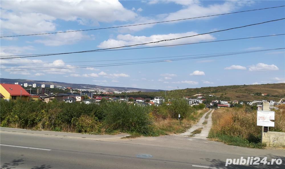 PF vand teren in Cluj