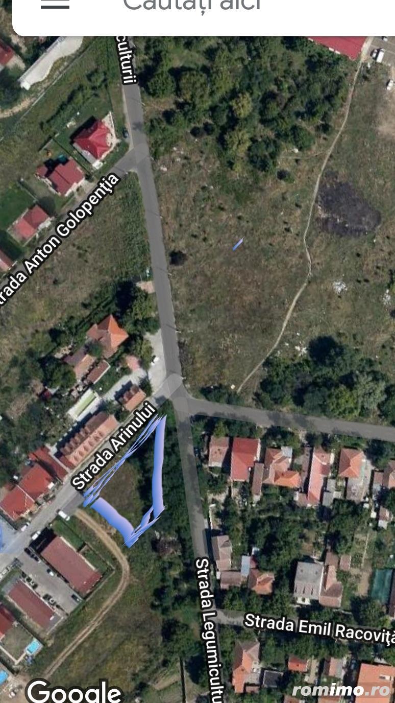 Teren intravilan-997mp/ zonă rezidențială - Calea Urseni