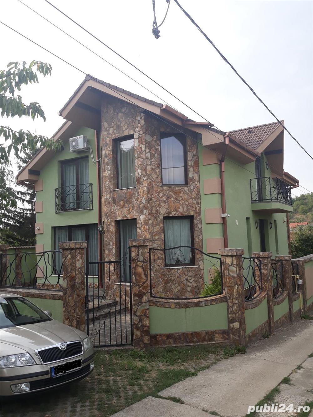 Vila d+p+e dealuri Oradea