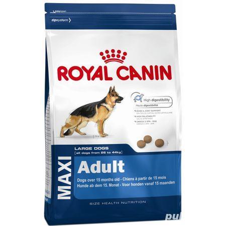 Hrana uscata pentru caini Royal Canin, Maxi, Adult, 18Kg SIGILAT!!!