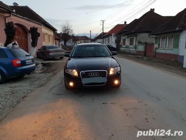 Audi A4, Sline