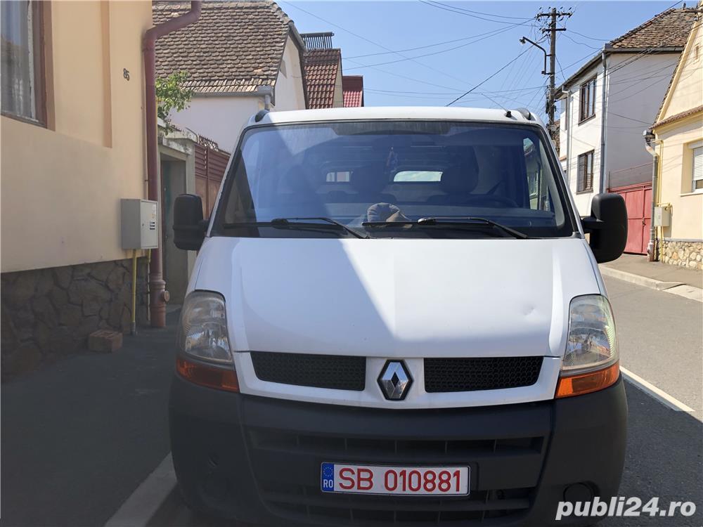 Renault master înmatriculat!