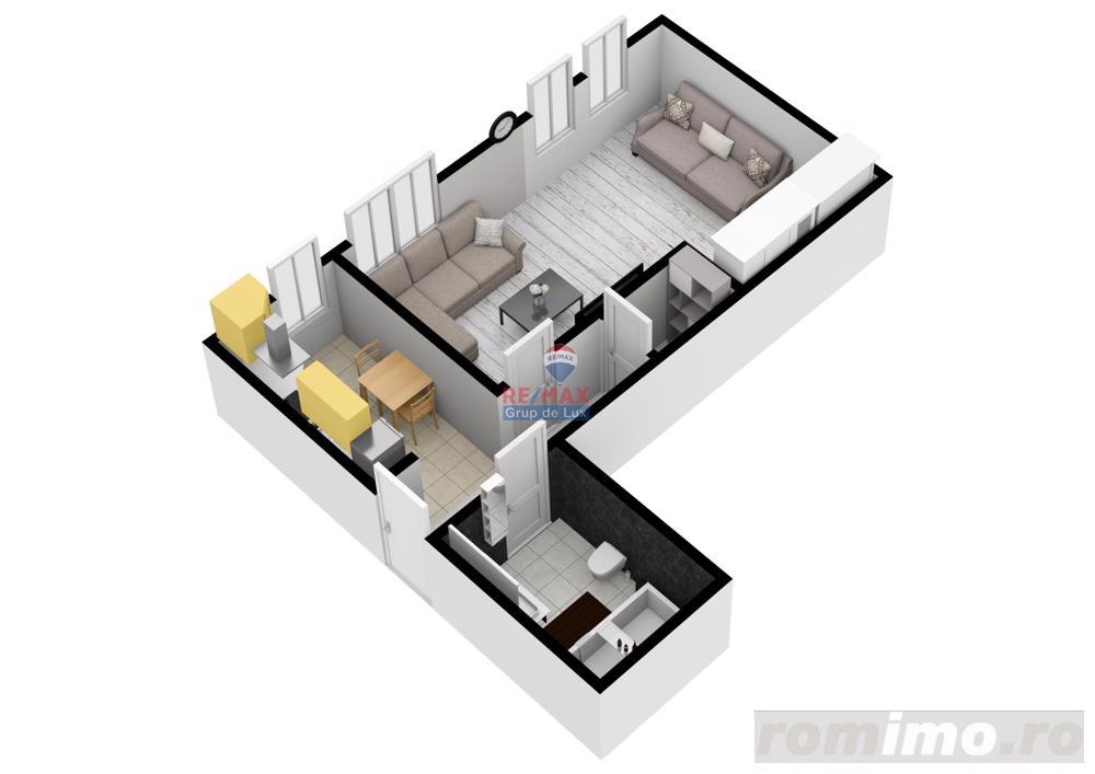 Apartament super modern cu 32 mpu | Comision 0% | Decomandat