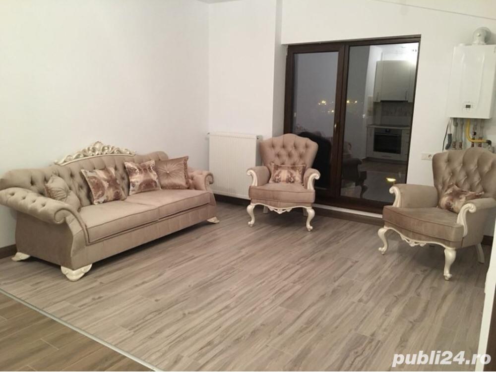 apartament 3 camere, de vamzare, mobilata, Bucurestii Noi, Parc Bazilescu, sector 1