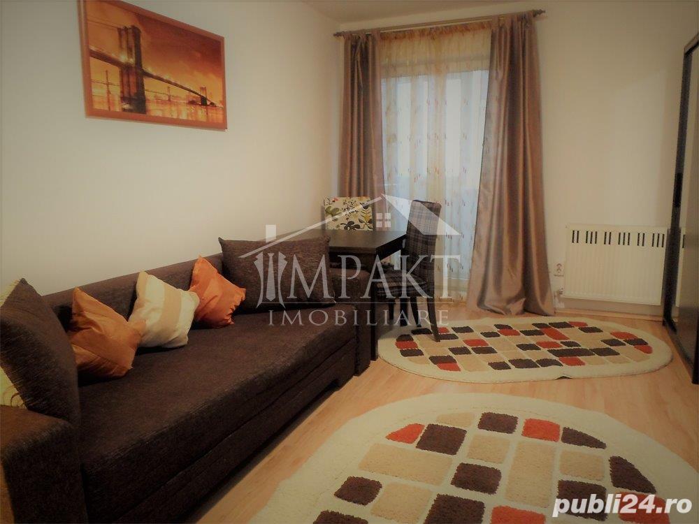 Inchiriez apartament cu 1 camera pe TEODOR MIHALI in Gheorgheni