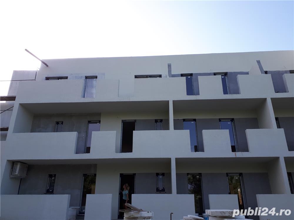 Dezvoltator penthouse 4 cam 2 bai etaj 2 la alb conf 1 decomandat 87+49 mp