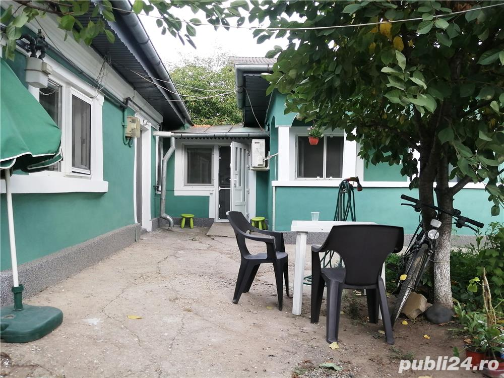 Proprietar vand casă cu gradina, zona Progresul