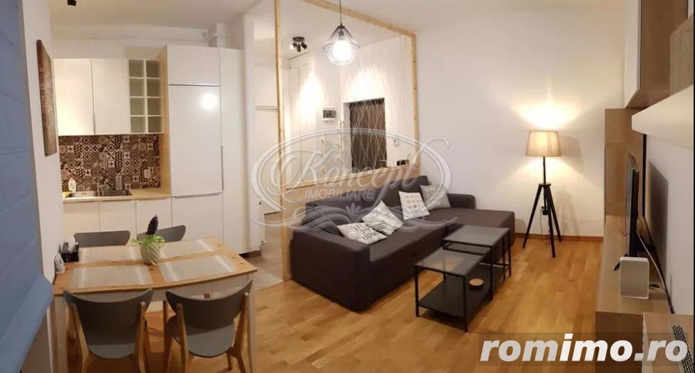 Apartament ultrafinisat in zona USAMV