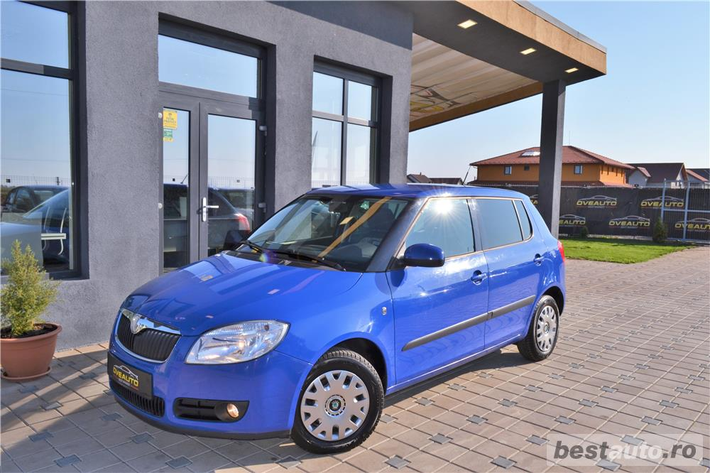 Skoda Fabia an:2010=avans 0 % rate fixe aprobarea creditului in 2 ore=autohaus vindem si in rate