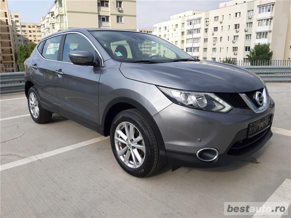 Nissan QASHQAI 1.5 DCI , Business - 110 hp - 155.166 km- Face-Lift, EURO 6 , 81 kW (110 Cp) - co2 99