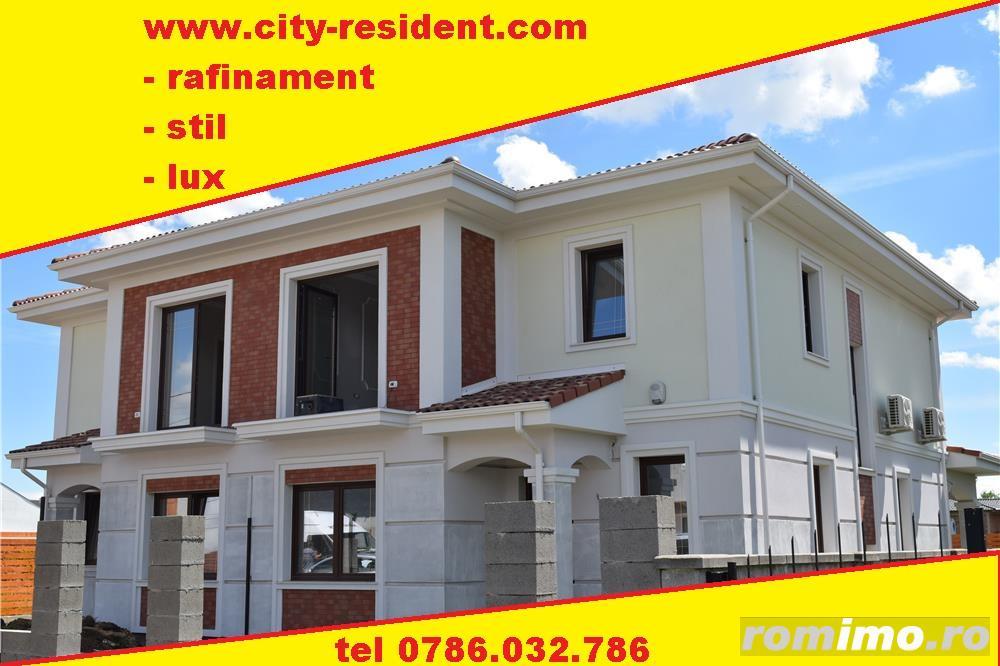 Duplex de superlux Dumbravita - CITY RESIDENT - fara comision; eleganta, aristocratie, stil, clasa.