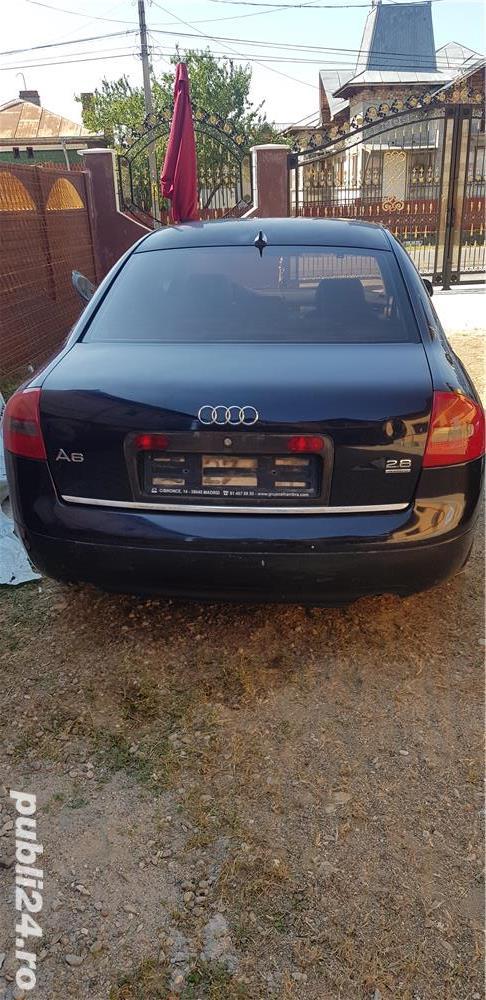 Audi a6 2.8 qattro