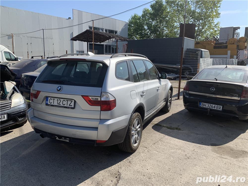 BMW x3 5000 e