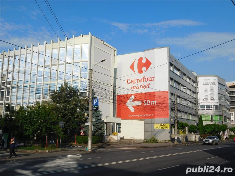 Proprietar inchiriez spatii de birou central in suprafata 18.72 mp - 200 Euro