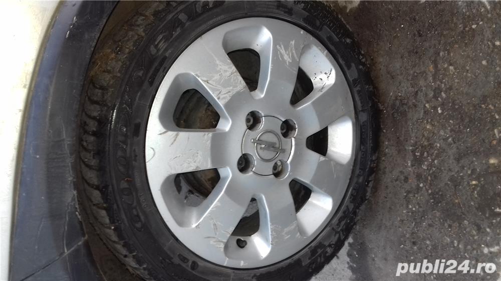 Jante aliaj Opel R 15