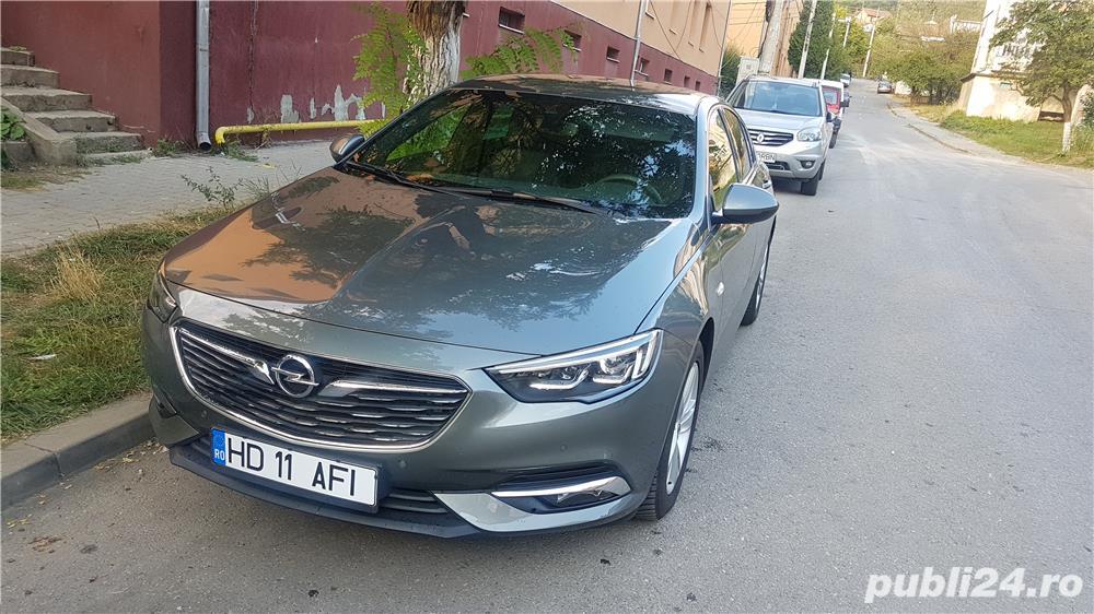 Vand urgent Opel Insignia Grand Sport 1,5 benzina 165 Cp