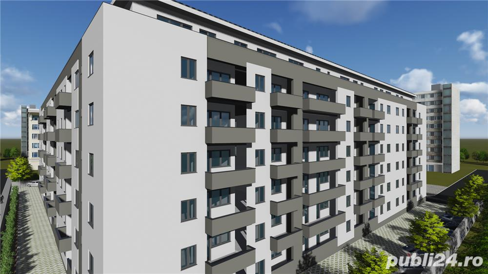 Apartament 2 camere 61 mpu zona MIlitari langa Gradinita 208