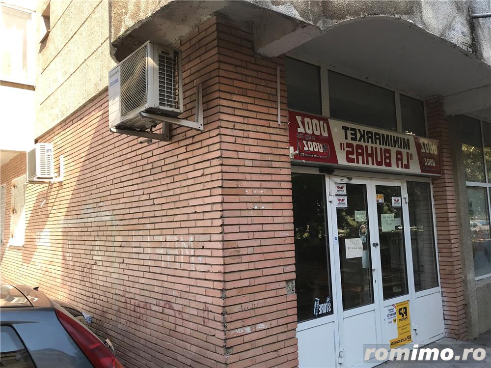 Închiriez spațiu comercial Dragoș Vodă 6 euro/mp -500 euro/luna