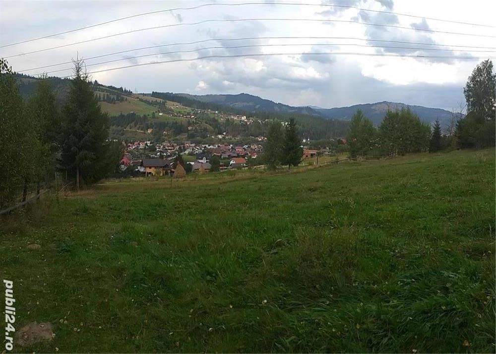 Vand 923mp teren in Vatra Dornei