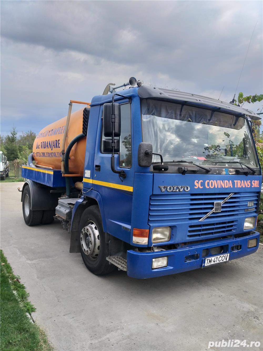 Volvo FL7 VIDANJA