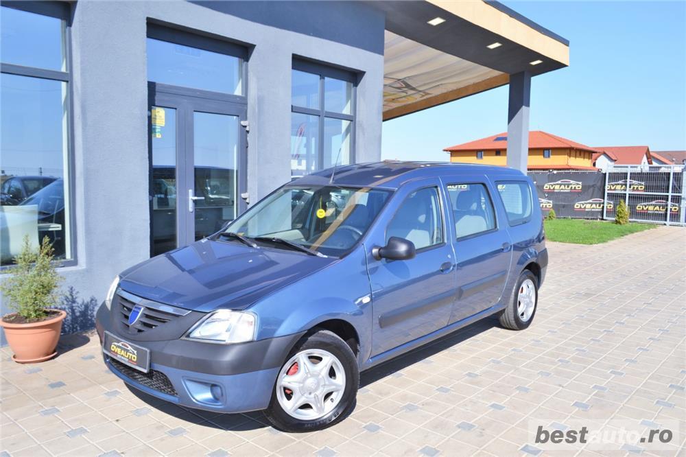 Dacia MCV an:2007=avans 0 % rate fixe=aprobarea creditului in 2 ore=autohaus vindem si in rate