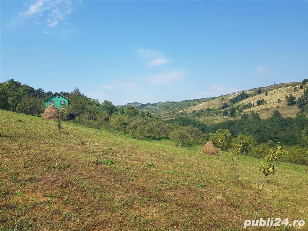 Terenuri Intravilane de vanzare in statiunea Geoagiu-Bai, judet Hunedoara