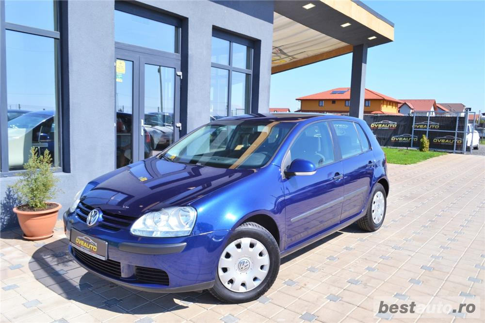 Vw Golf 5 an:2005=avans 0 % rate fixe=aprobarea creditului in 2 ore=autohaus vindem si in rate