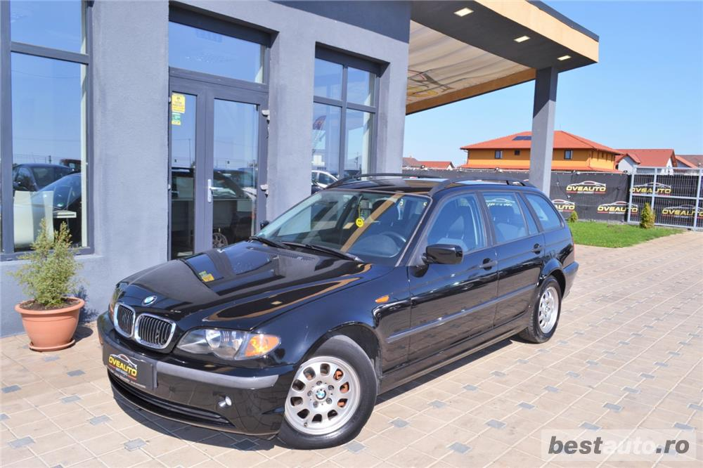 Bmw Seria 3 an:2002=avans 0 % rate fixe=aprobarea creditului in 2 ore=autohaus vindem si in rate