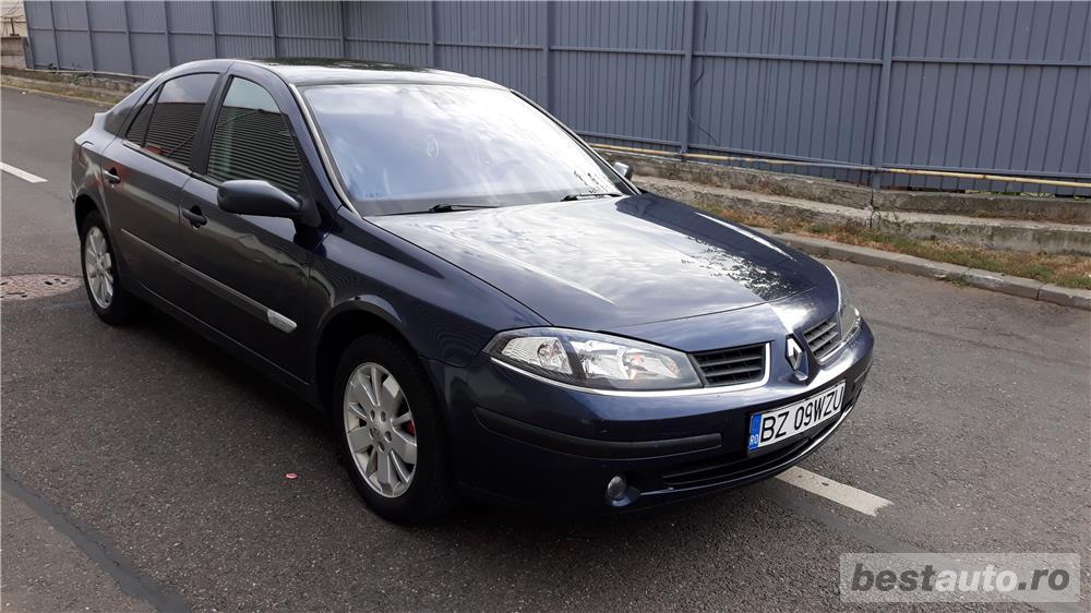 Renault Laguna 2 Facelift 2007 1.9 DCI 1550 E