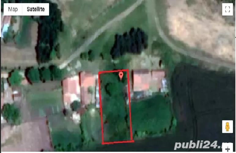 Teren pentru casa in Grabat, com Lenauheim 662 mp 6600 Euro, negociabil