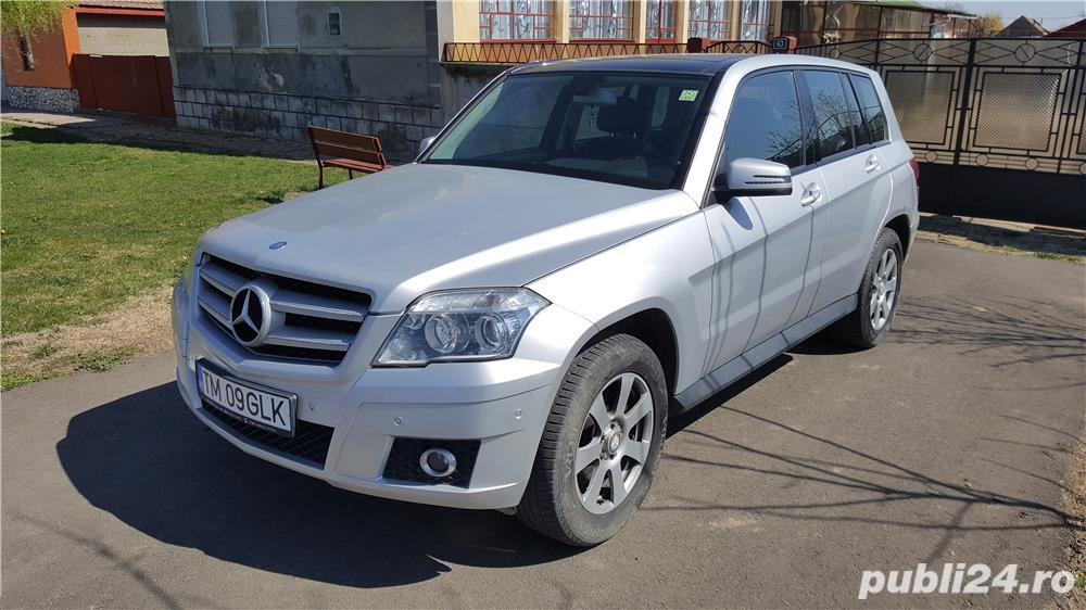 Mercedes-benz Clasa GLK vand sau schimb cu Evoque
