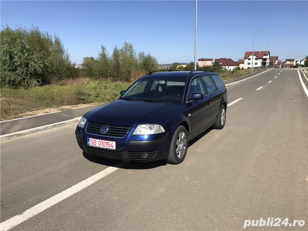 Vw Passat 1,9TDI 160cp