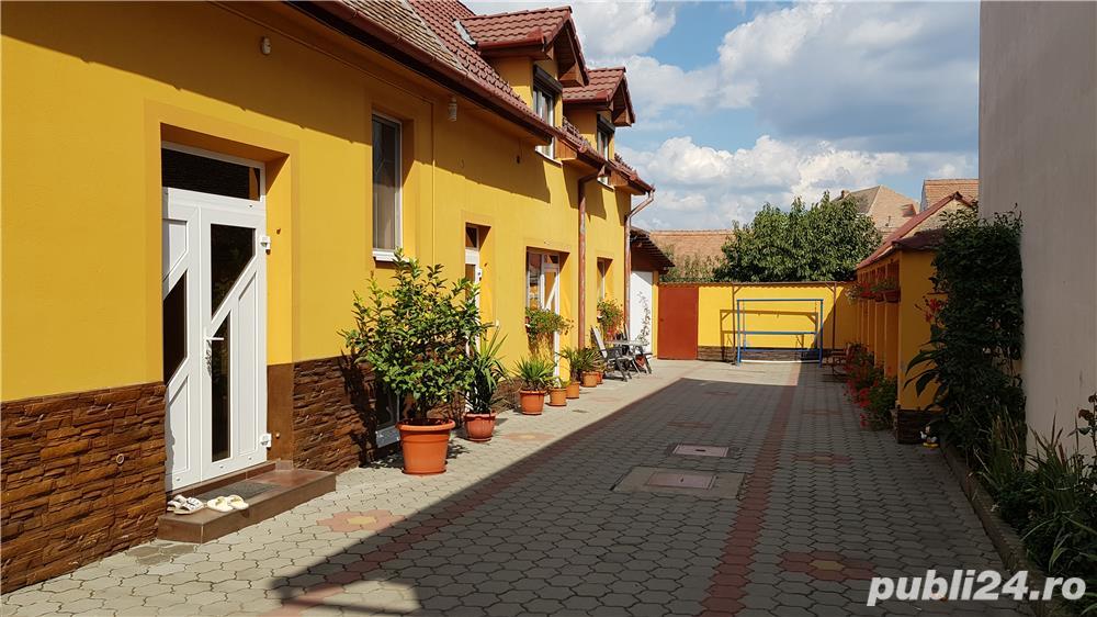 Inchiriez casa in  Turnisor - Piata Cluj, zona Calea Turnisorului