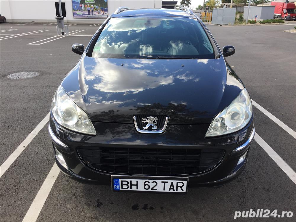 Peugeot 407 SW *FULL OPTION *Piele *Dubluclimatronic *Xenon
