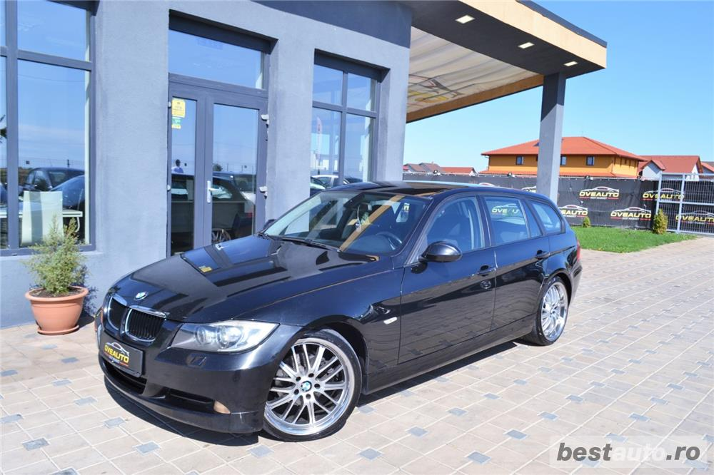 Bmw Seria 3  AN:2007=avans 0 % rate fixe aprobarea creditului in 2 ore=autohaus vindem si in rate