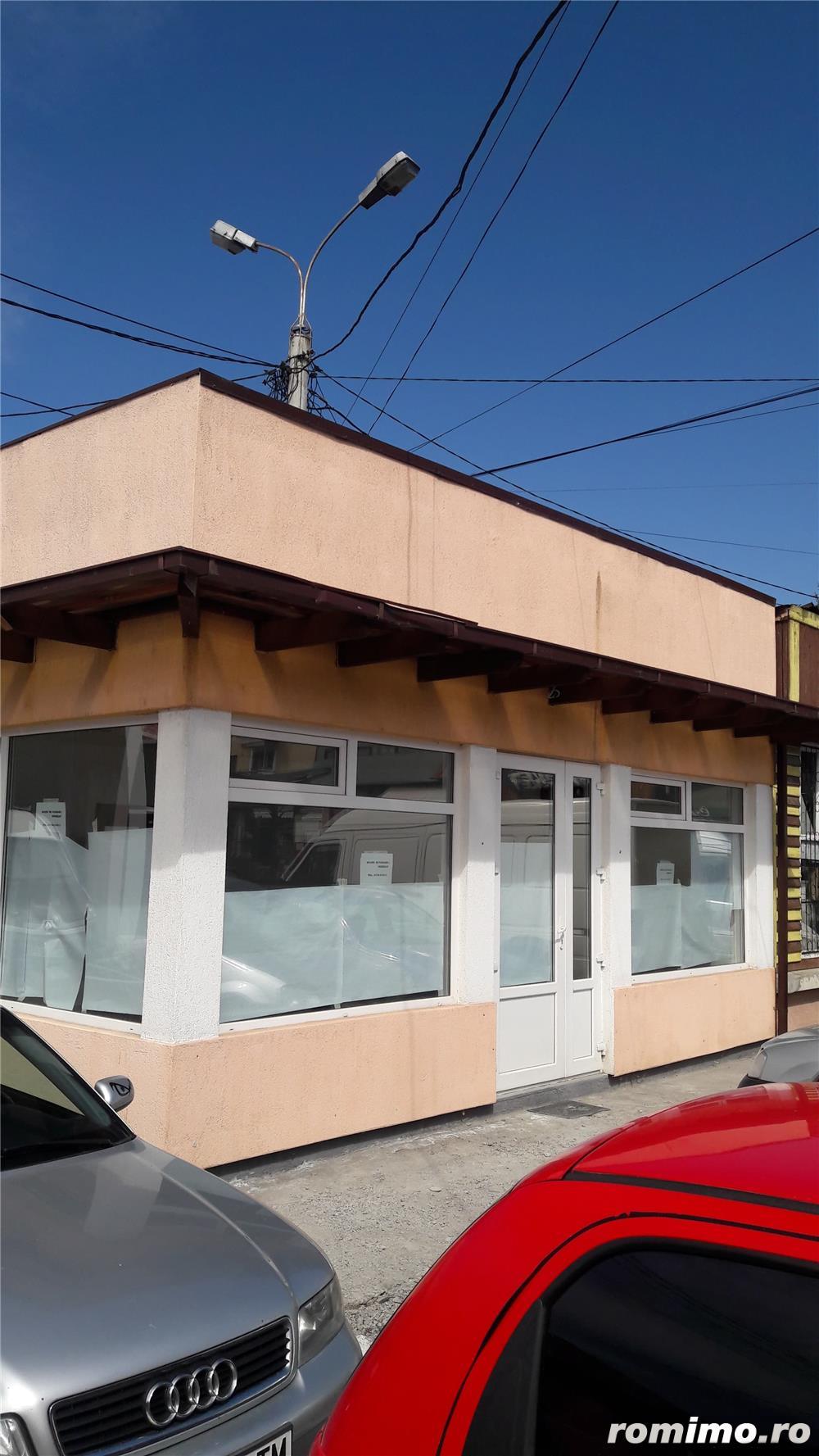 De vânzare spațiu comercial în Tg-Mureș , zona pieței 7 Noiembrie