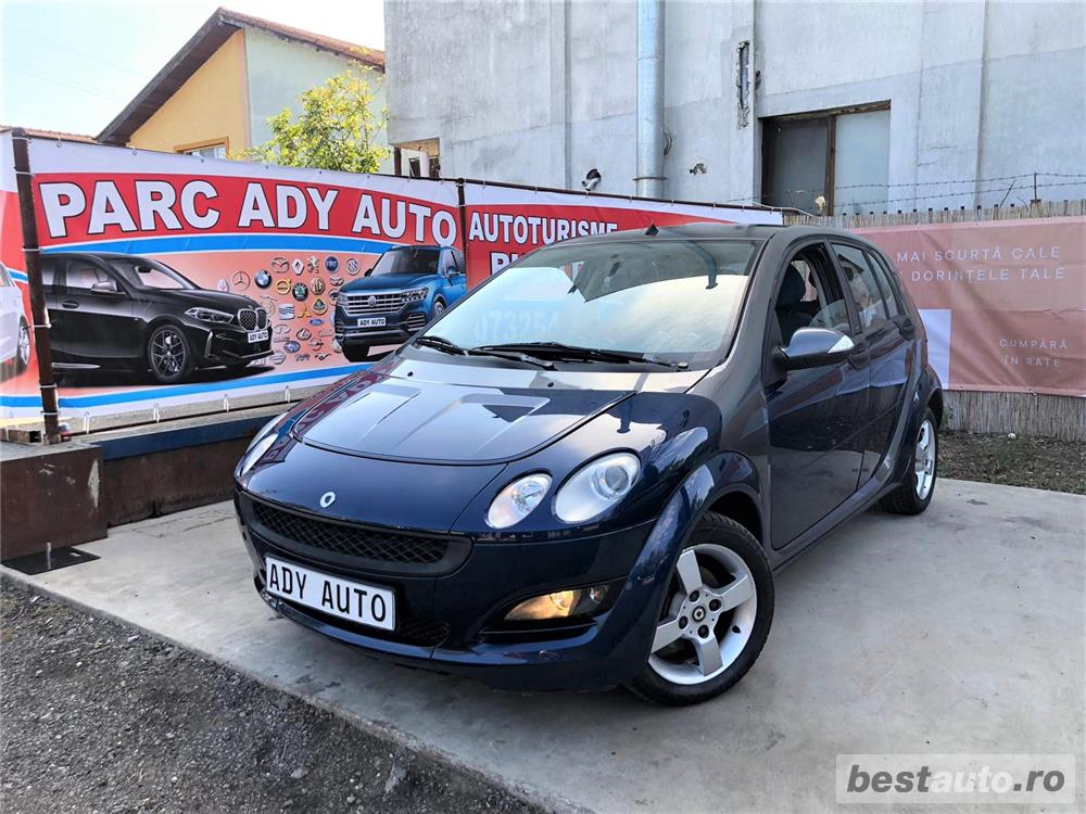 SMART FORFOUR , 1,1 BENZINA , EURO 4 , CLIMA , GARANTIE INCLUSA / RATE FIXE EGALE /  BUY-BACK /