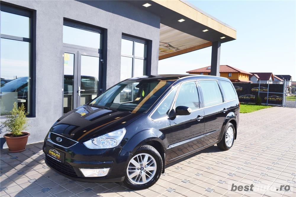 Ford Galaxy an:2007=avans 0 % rate fixe aprobarea creditului in 2 ore=autohaus vindem si in rate