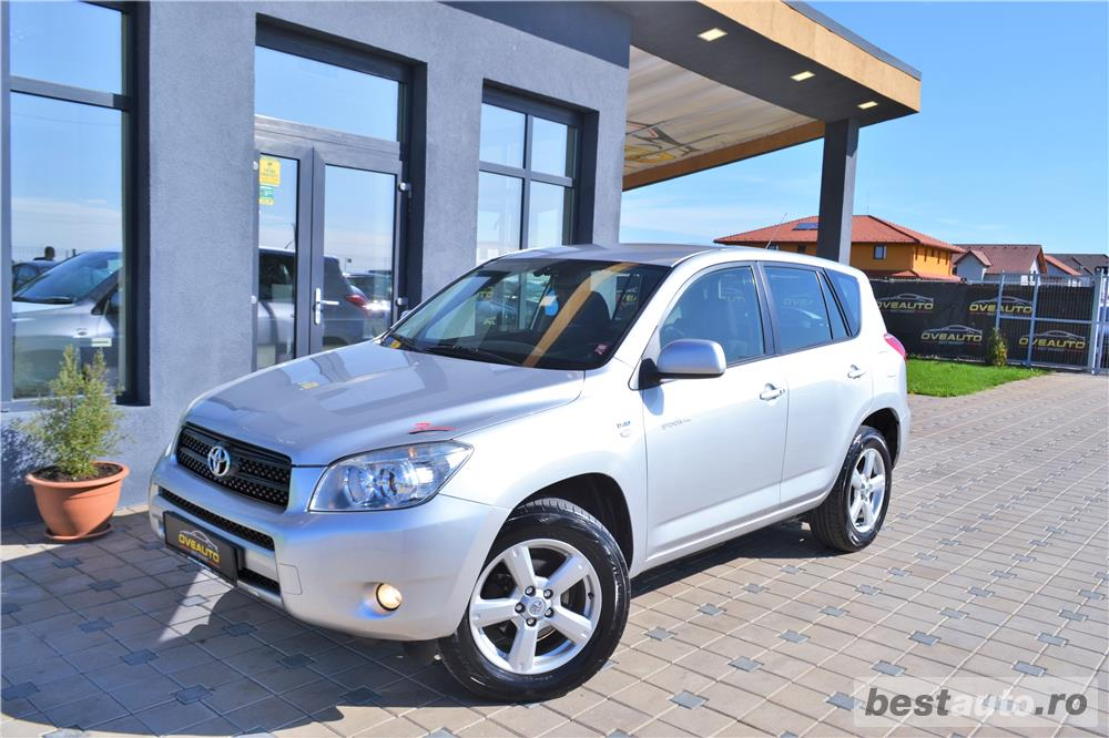 Toyota rav4 an:2008=avans 0 % rate fixe aprobarea creditului in 2 ore=autohaus vindem si in rate