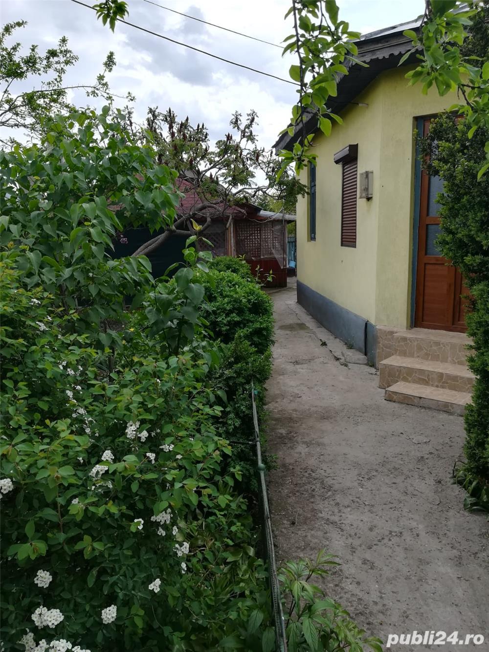 Vând casă în Satul Cârligu Mare 45000 euro, jud. Buzău