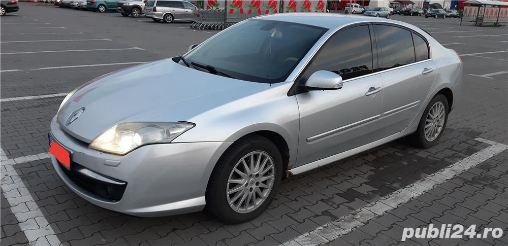 Renault Laguna III 2009