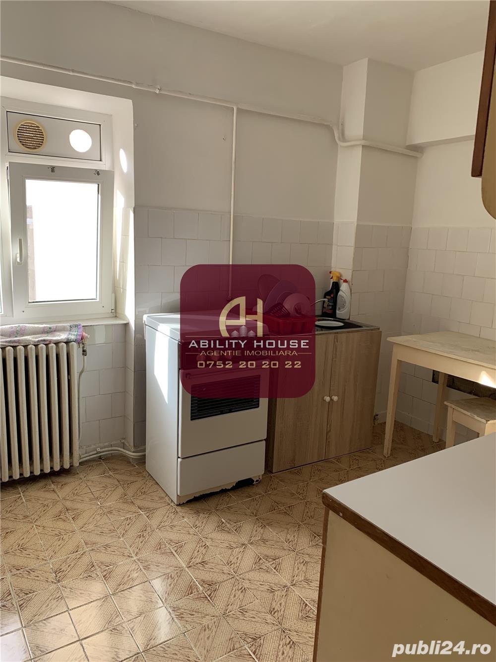 Apartament 4 camere, zona Romarta, Botosani.