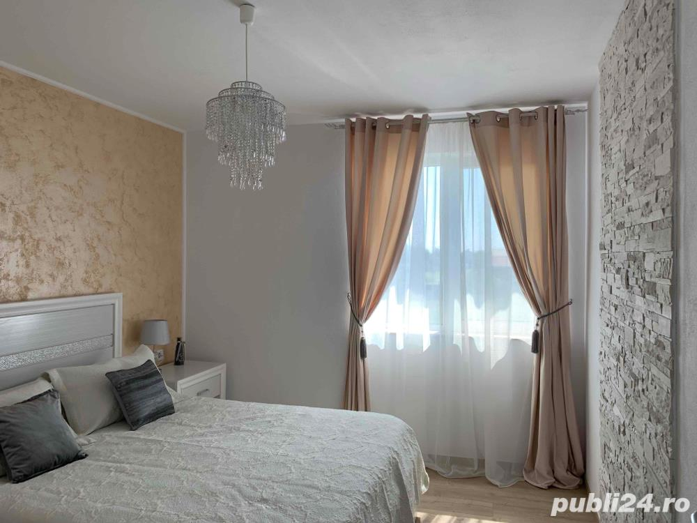 Proprietar vand casa/ vila lux, cu 4 camere,mobilata Timisoara-Giroc- Chisoda 152000 Euro