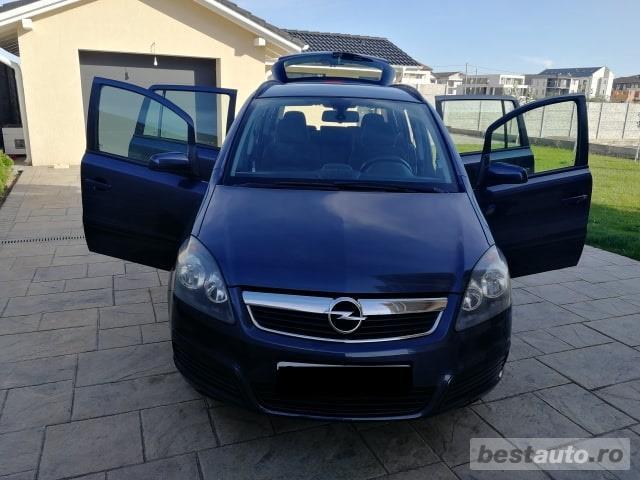 Opel Zafira Navigatie mare color 7 LOCURI!!!