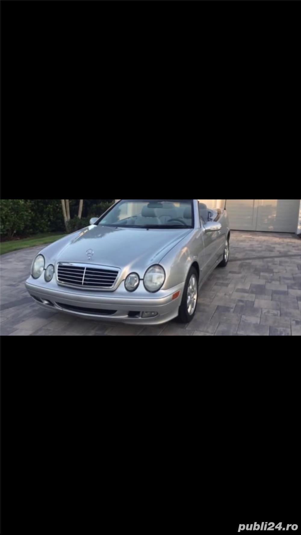 Mercedes-benz Clasa CLK 200